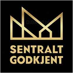 Bilderesultat for sentral godkjenning emblem